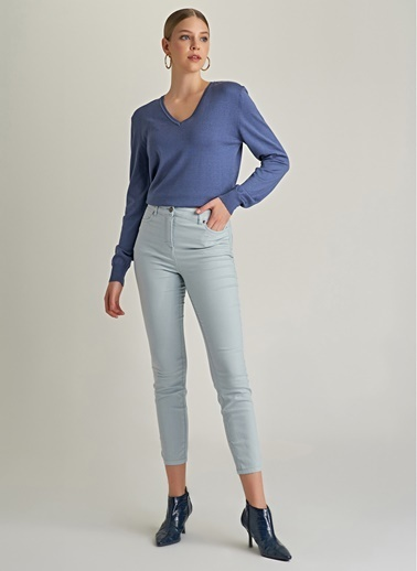NGSTYLE Skinny 5 Cepli Pantolon Mavi